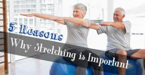 Five Reasons Why Stretching Is Important