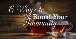 6 Tasty Ways to Boost Your Immunity