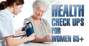 Health Checkups for Women 65+