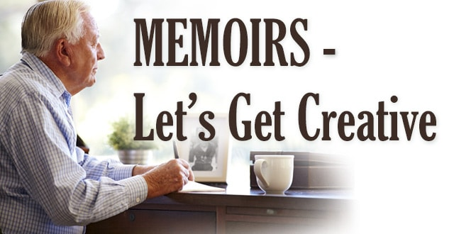 MEMOIRS - Let's Get Creative