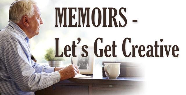 MEMOIRS - Let's Get Creative