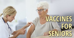 Vaccines for Seniors: More than Your Annual Flu Shot