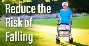 Simple Steps for Seniors to Reduce the Risk of Falls